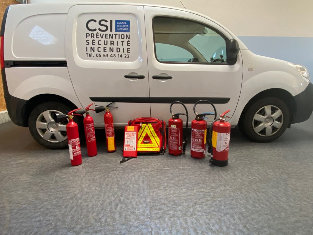 CSI - Conseil Sécurité Incendie 9
